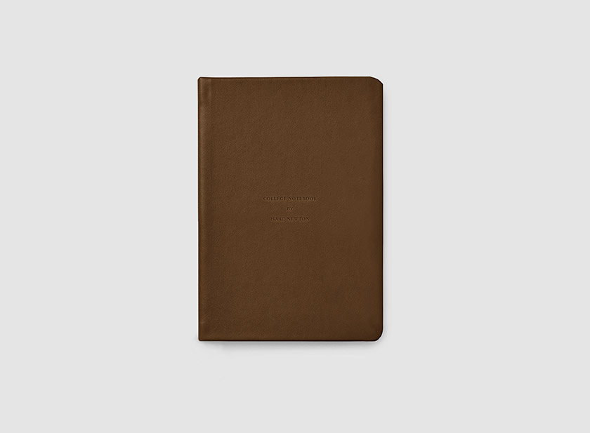 Newton-College-Notebook-Konecker-Wallis—cover